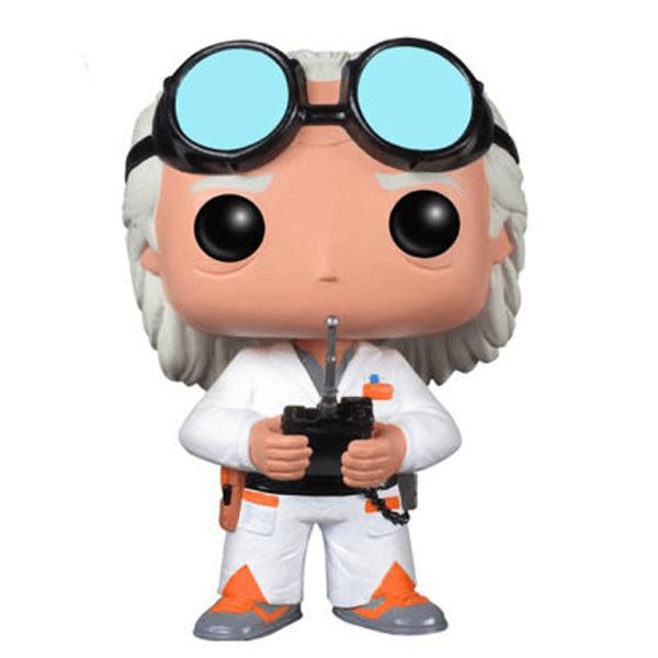 Funko Pop Doc regreso al futuro