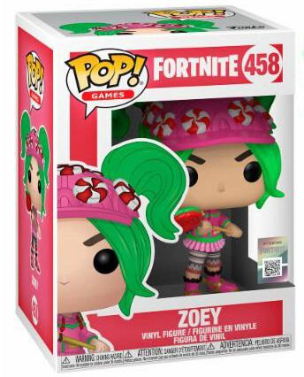 Funko pop Fornite Zoey