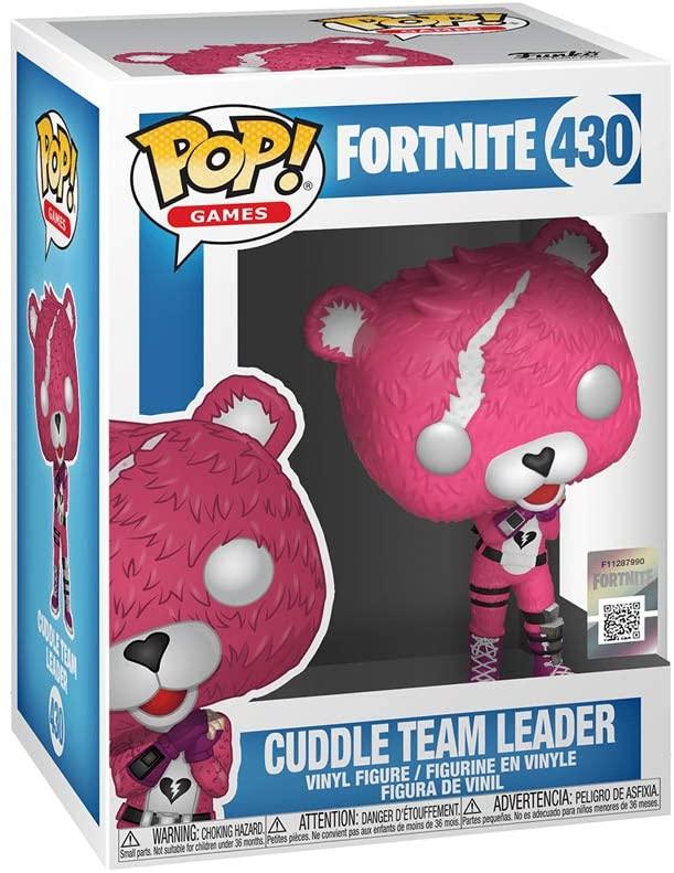 Funko pop Fornite CuddleTeam Leader