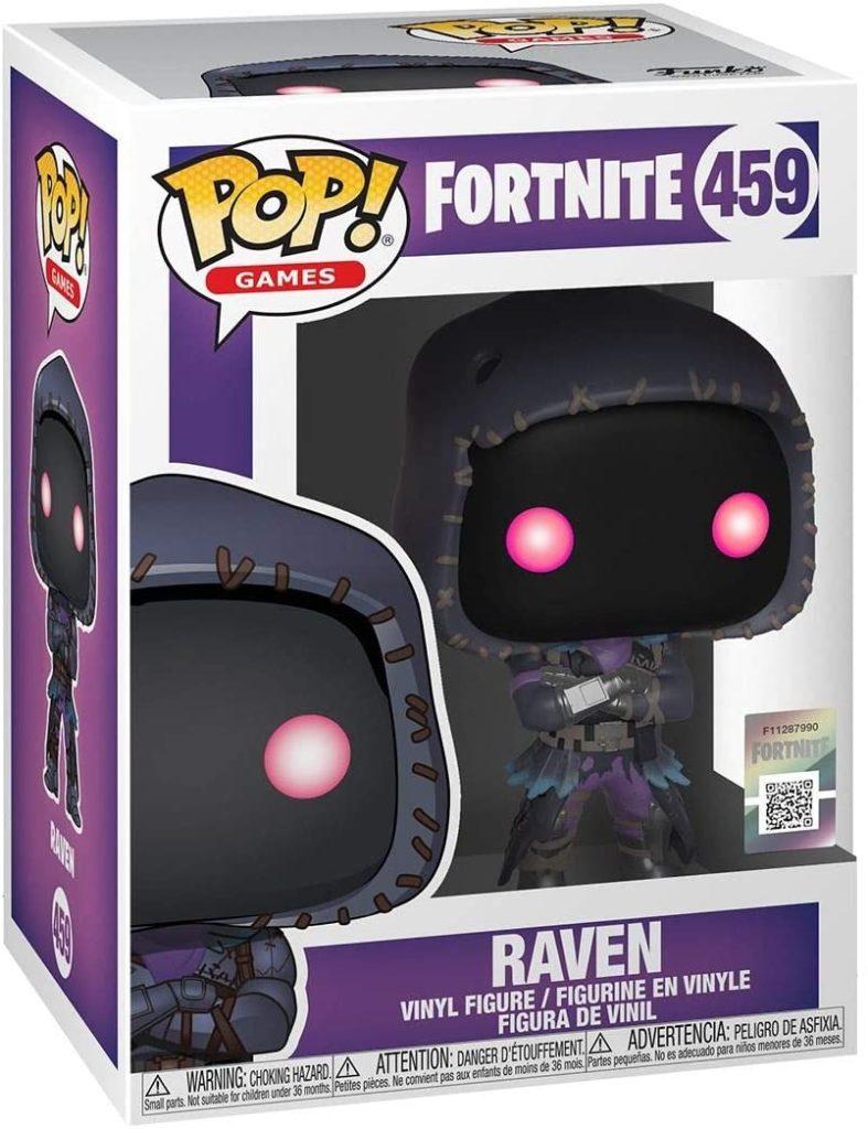 Funko pop Fornite Raven