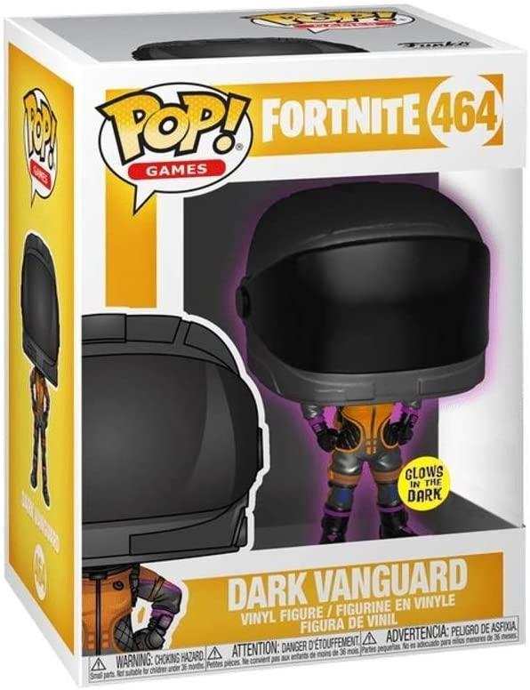 Funko pop Fornite Dark Vanguard