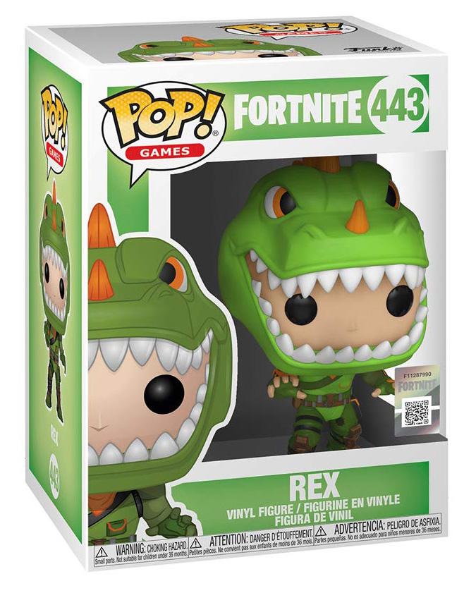 Funko pop Fornite Rex