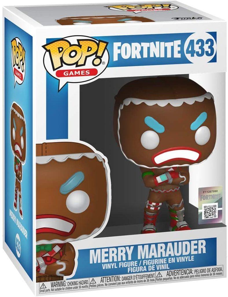 Funko pop Fornite Merry Maraudeu