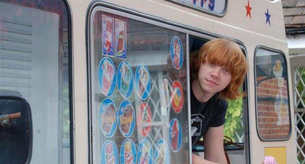 Camion de helados Ron