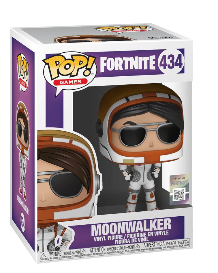 Funko pop Fornite Moonwalker