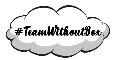 #TeamWithoutBox