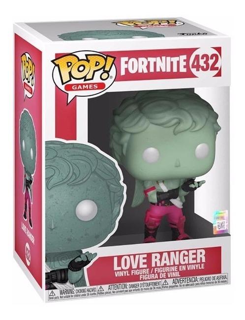 Funko pop Fornite Love Ranger