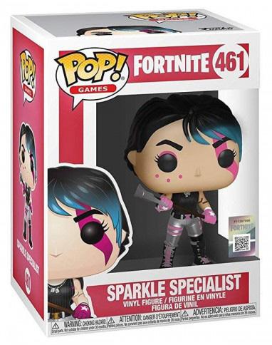 Funko pop Fornite Sparkle Specialist